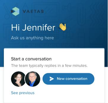 Vaetas Chat System