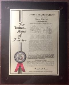 Vaetas Patent Plaque
