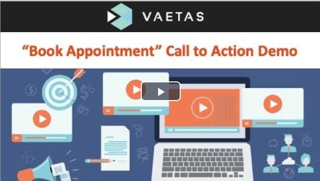 Vaetas Book Appointments CTA
