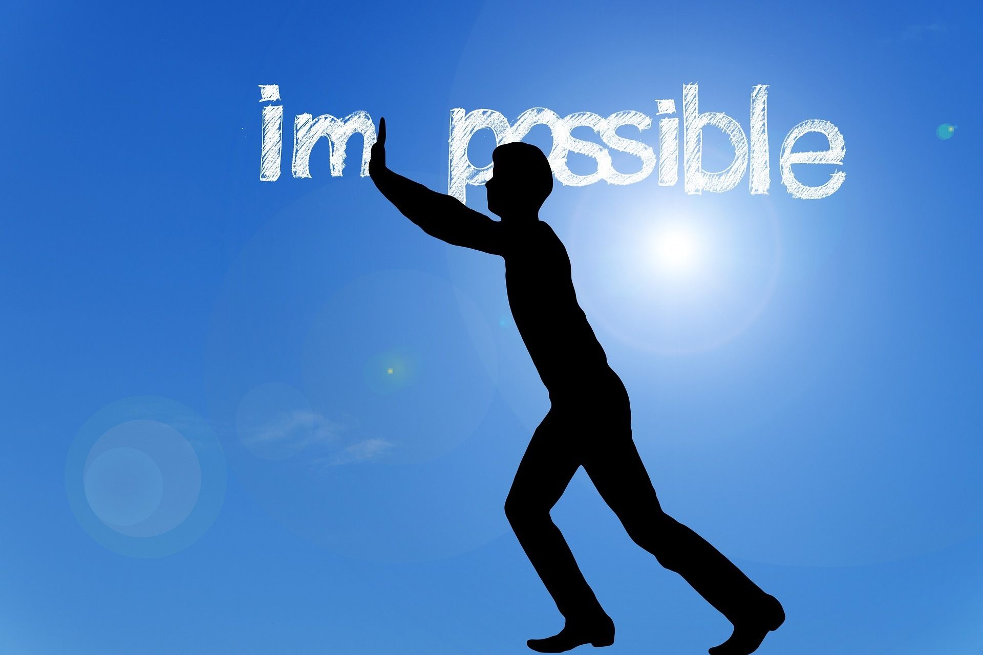I'm possible Image