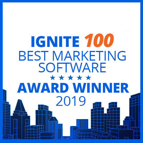 Ignite 100 Award Badge